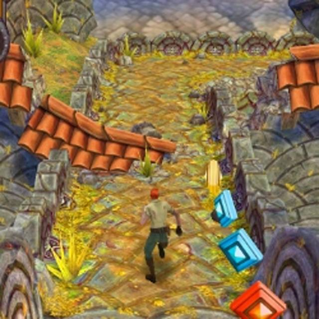 Temple Run 2 Red Tiles
