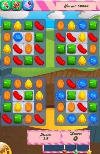 Candy Crush Level 33