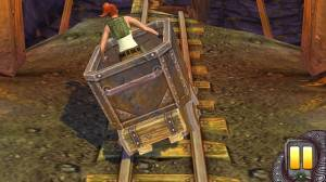 Temple Run 2 Cart
