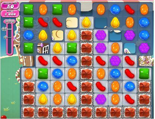 Candy Crush Saga Level 147
