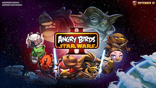 Angry Birds Star Wars 2 Game