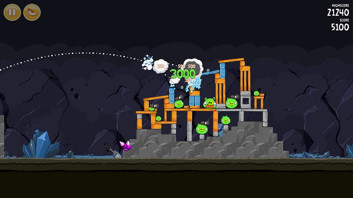 Angry Birds Cheats, Tips, and Glitches