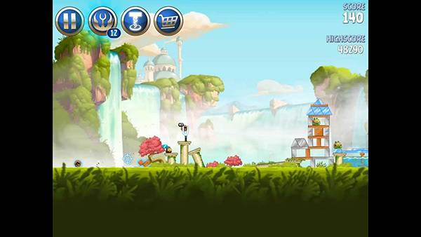 Angry Birds Star Wars 2 Treasure Map B1-6