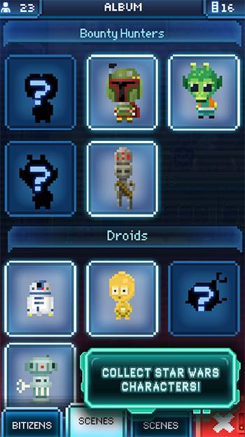 Star Wars Tiny Death Star Bitizens