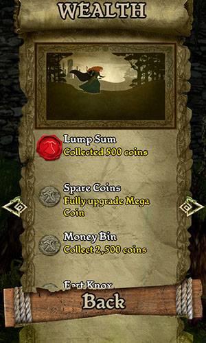 Temple Run Brave Achievements