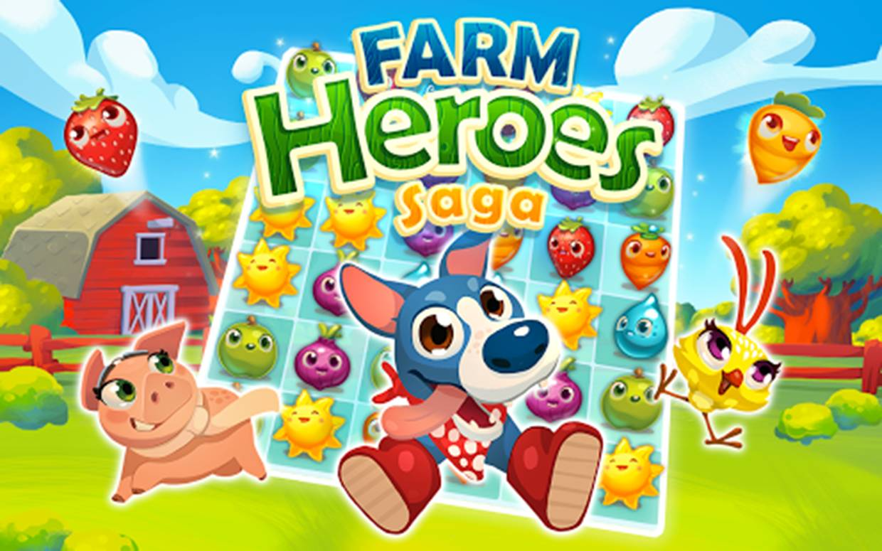 Farm Heroes Saga cheats and free codes download