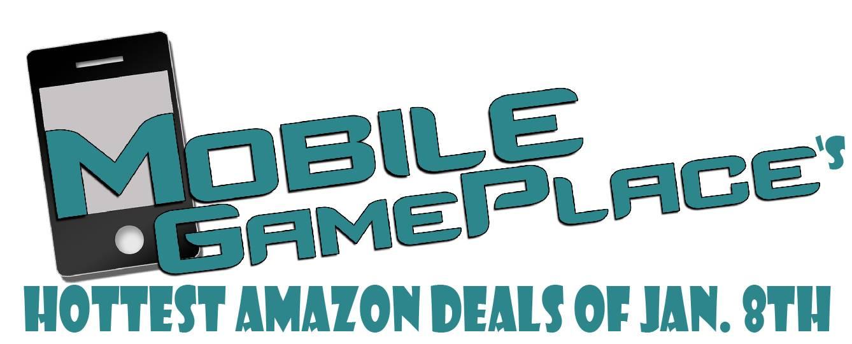 amazon deals january 8