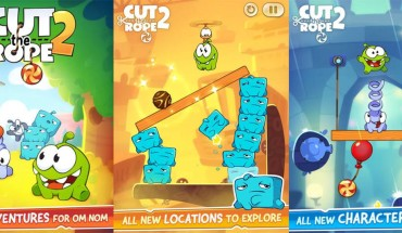 cut the rope 2 game review