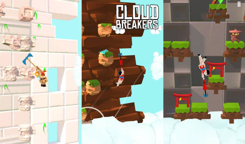 Cloudbreakers Game