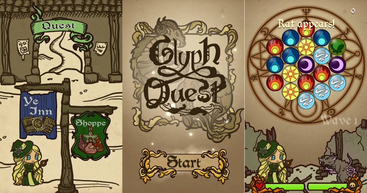 Glyph Quest Android