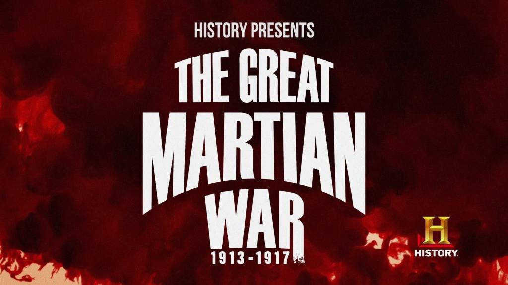 the great martian war game