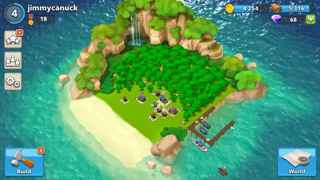 Boom Beach Game