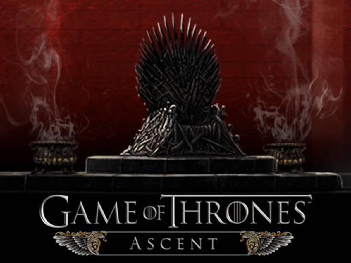 Game of Thrones Ascent iPad