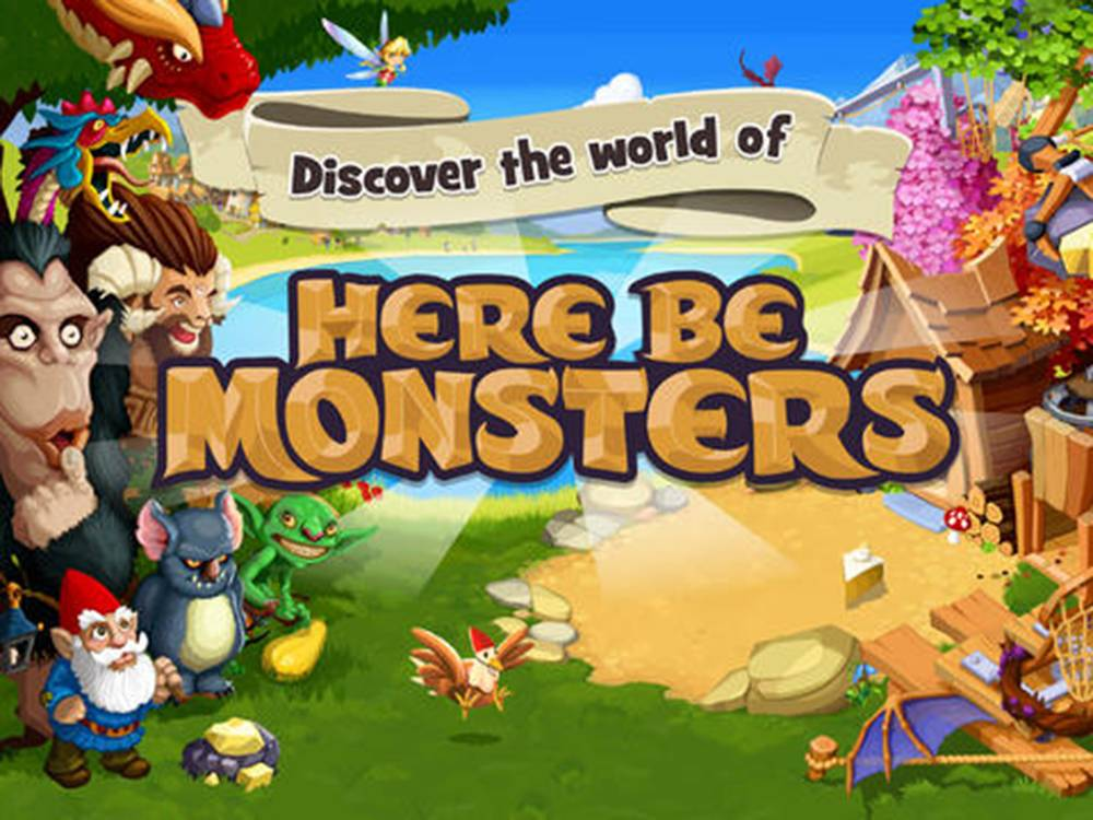 Here Be Monsters iPad
