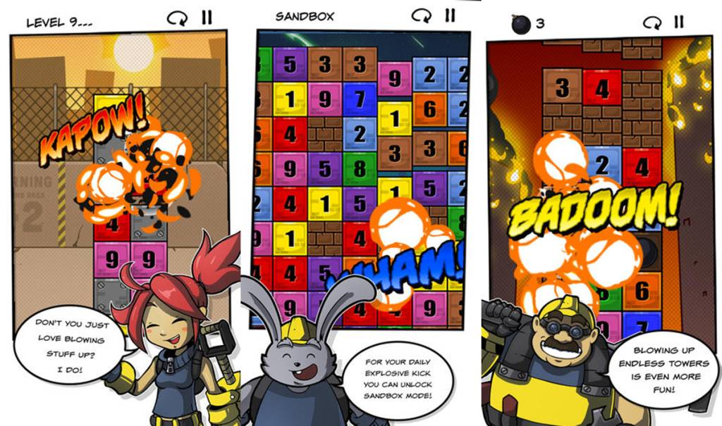 Numolition Game