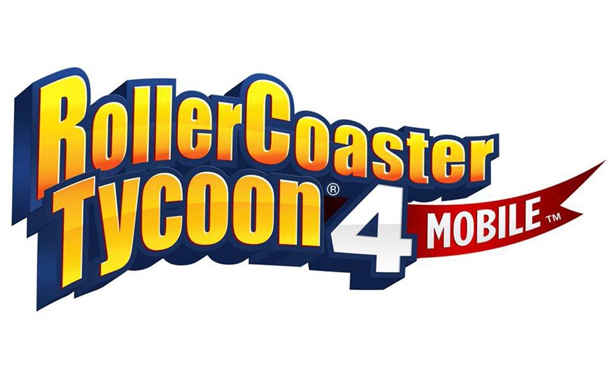 RollerCoaster Tycoon 4 Mobile Game