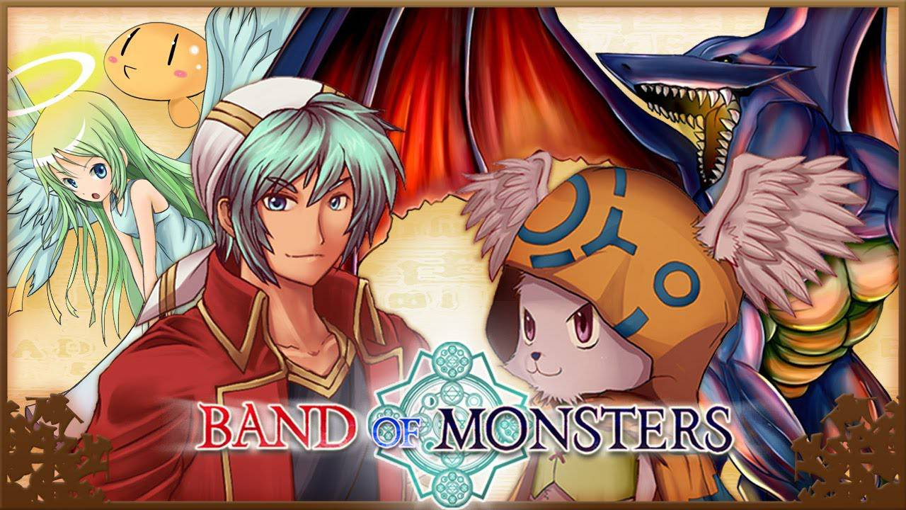 Band of Monsters Kemco