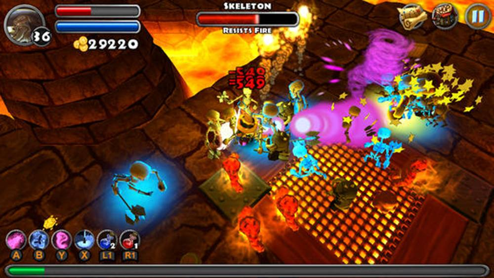 Dungeon Quest iOS Release