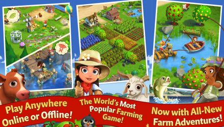 FarmVille 2 Country Escape Android iOS