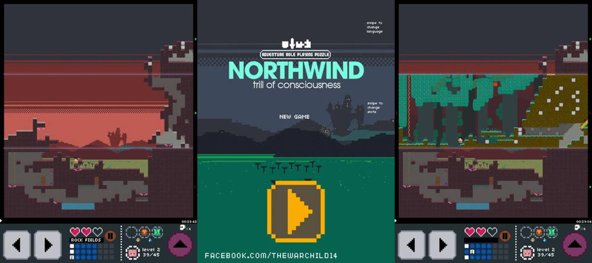 North Wind Trill of Consciousness iOS App Store