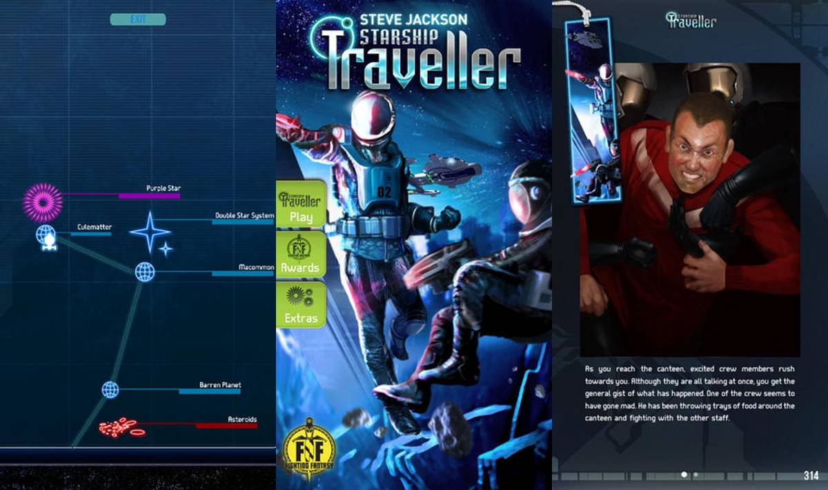 Starship Traveller Release