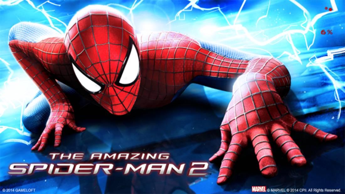 The Amazing Spider Man 2 Gameloft