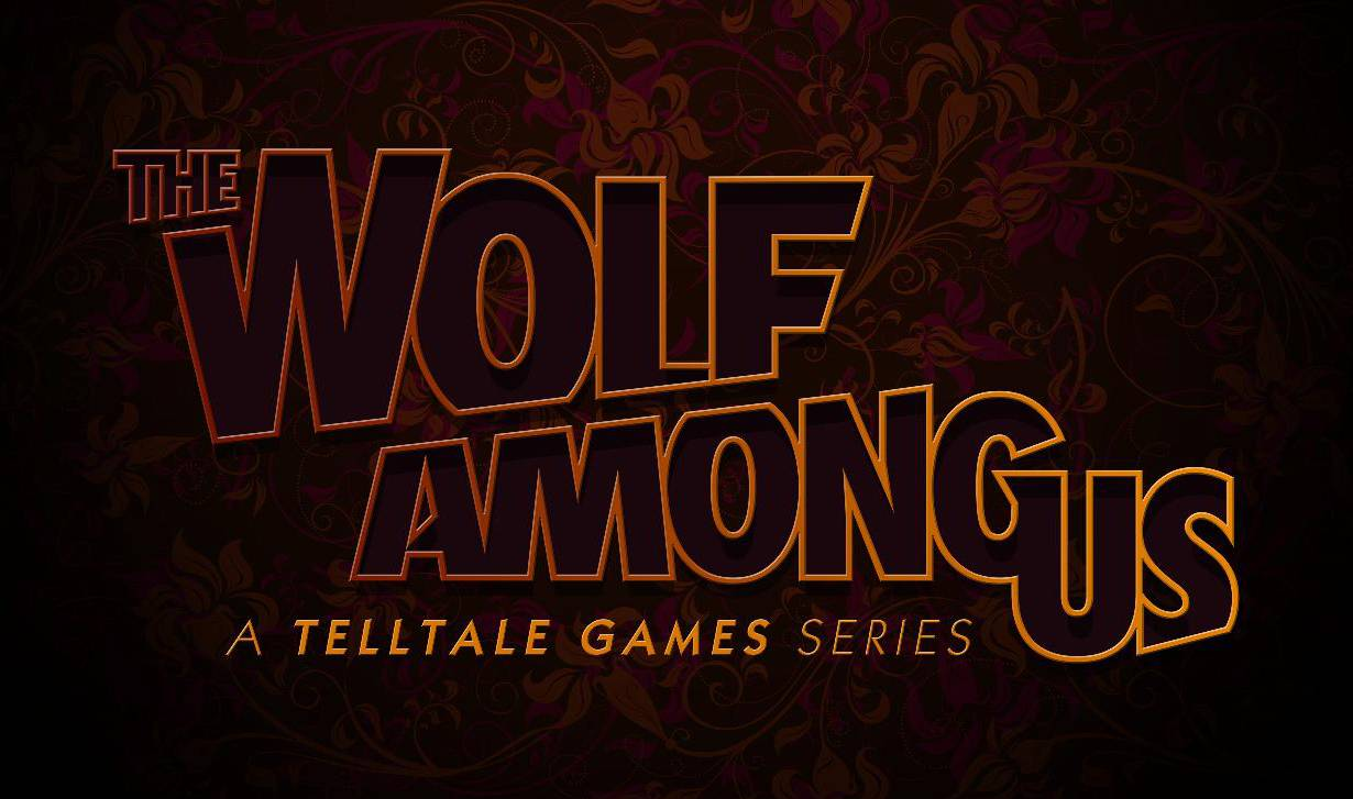 The Wolf Among Us Logo iOS