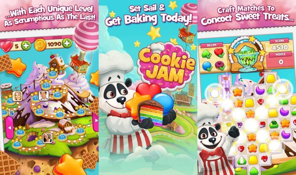 Cookie Jam Cheats Tips 1024x606 Cookie Jam Hack Ios