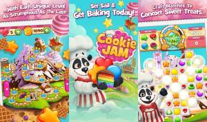 Cookie Jam Cheats & Tips