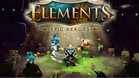 Elements Epic Heroes Download
