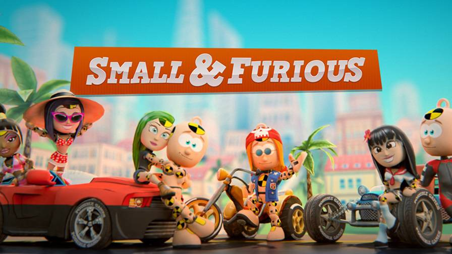 Small & Furious App Store Download