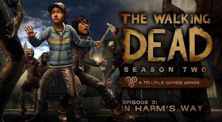 The Walking Dead Season 2 Episode 3 In Harm's Way Download