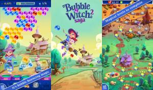 Bubble Witch Saga Cheats Tips