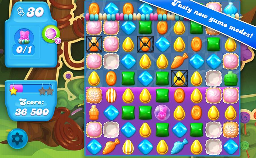 Candy Crush Soda Saga Cheats & Tips
