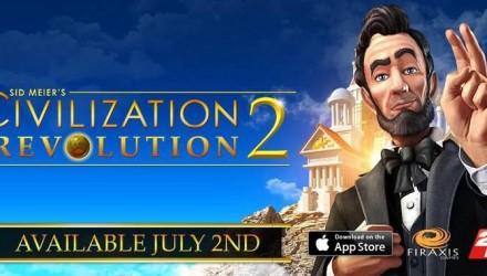 Civilization Revolution 2 Mobile Game