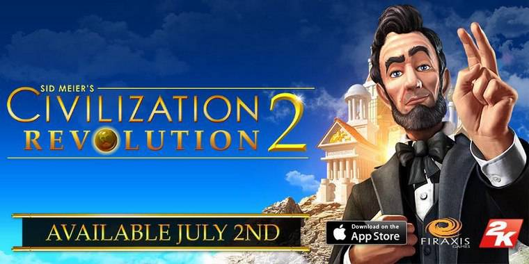 Civilization Revolution 2 Mobile Game