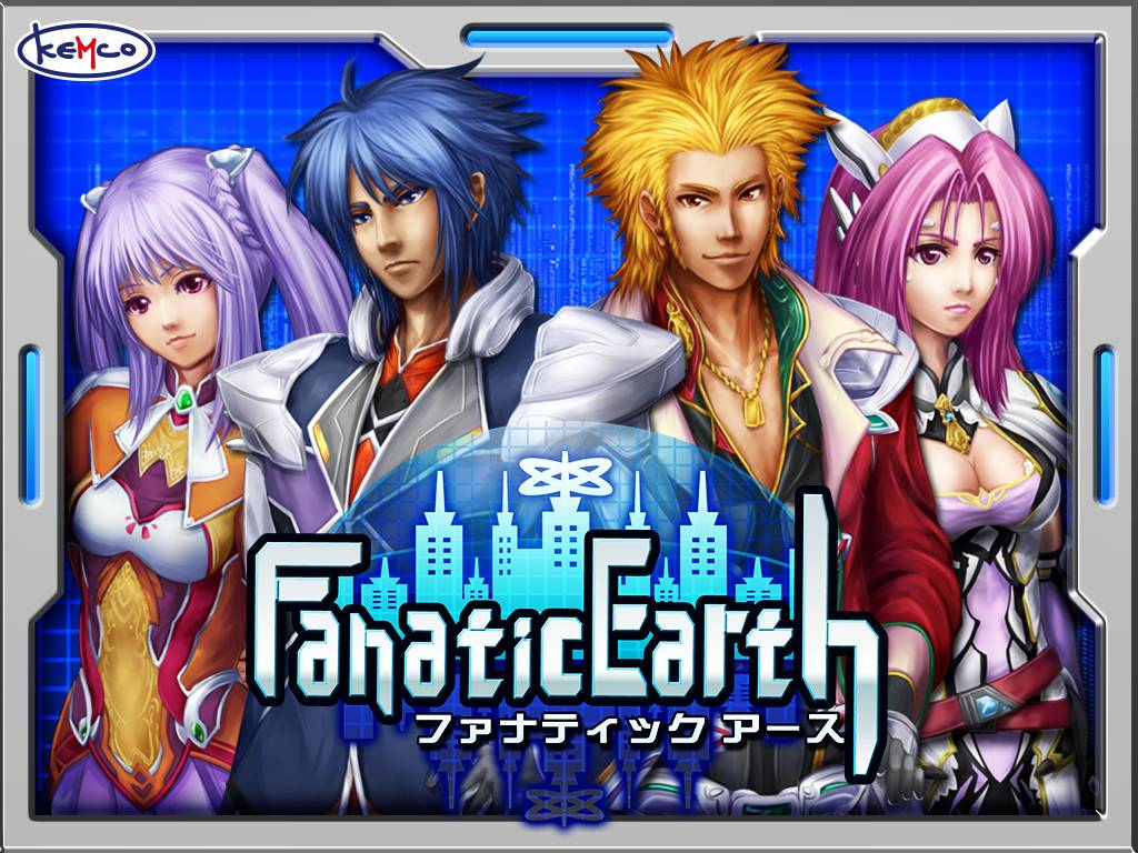 Fanatic Earth JRPG Android