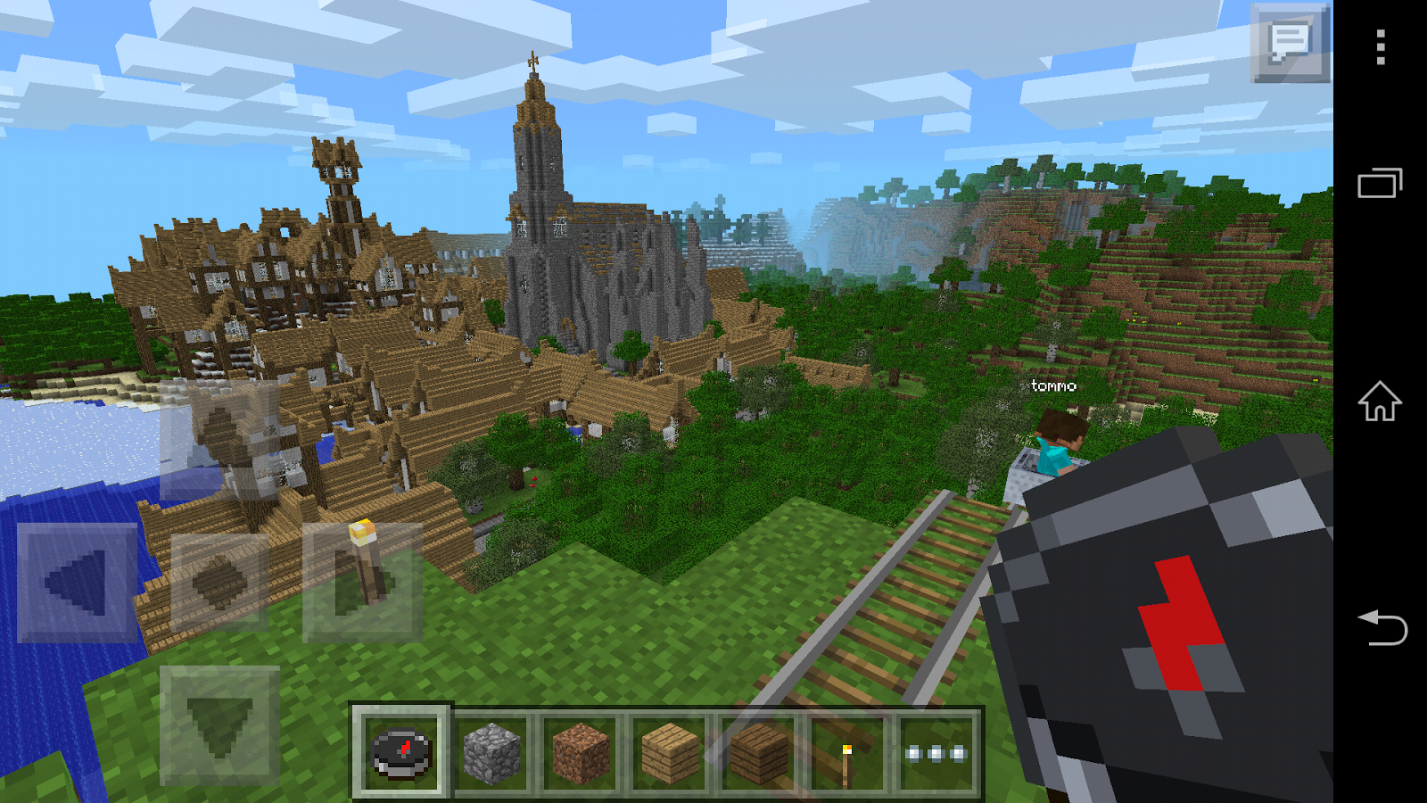 Minecraft PE Version 0.9.0