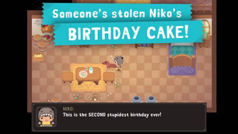 Monster Ate My Birthday Cake