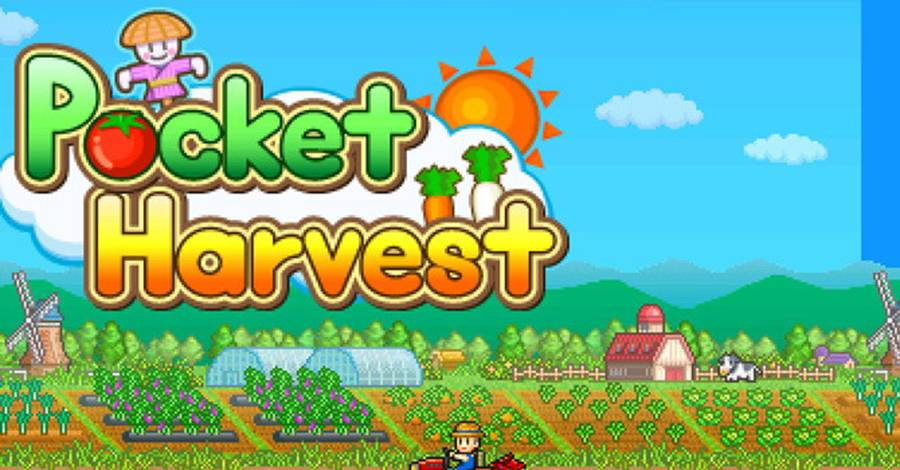 Pocket Harvest App Store Release