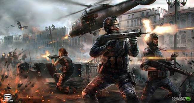 modern combat 5 blackout release date announced